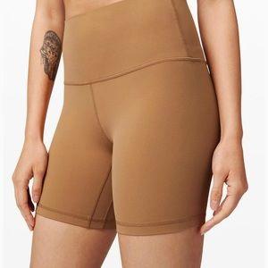 """Lululemon Align Shorts 6"""" size 6"""